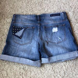 Rock & Republic Bumpershoot Shorts